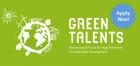"Конкурс ""Green Talents 2020"""