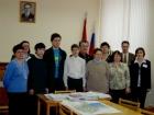 Победители олимпиады на приеме у ректора НГУ
