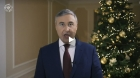 Поздравление В.Н. Фалькова с Новым Годом