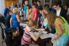 Открытие XXXIV Летней школы юных программистов (ЛШЮП'2014)